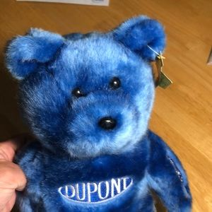 Collectible Jeff Gordon teddy bear